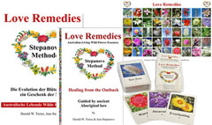 Books and cards Australian flower essences Love Remedies